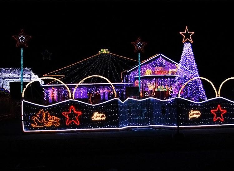 Led Christmas Lighting